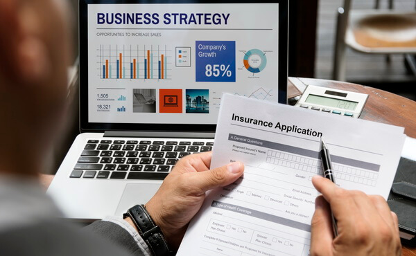 Business Insurance Application Form